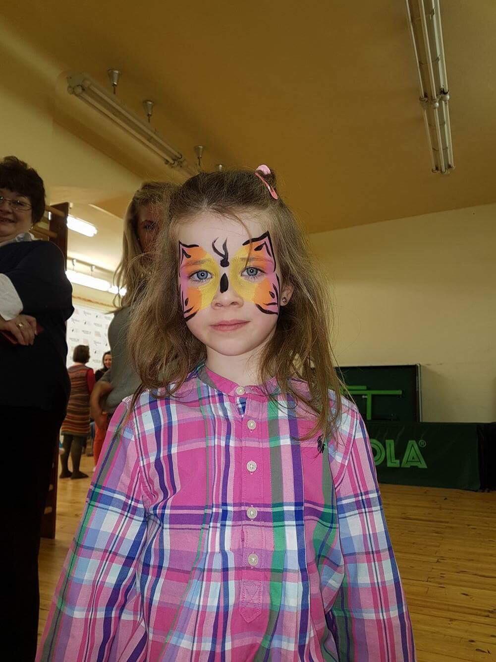 Pillangó kisasszony :)