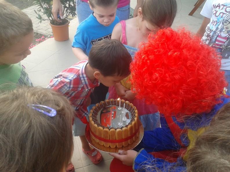 Marcell és a verdás torta ;)