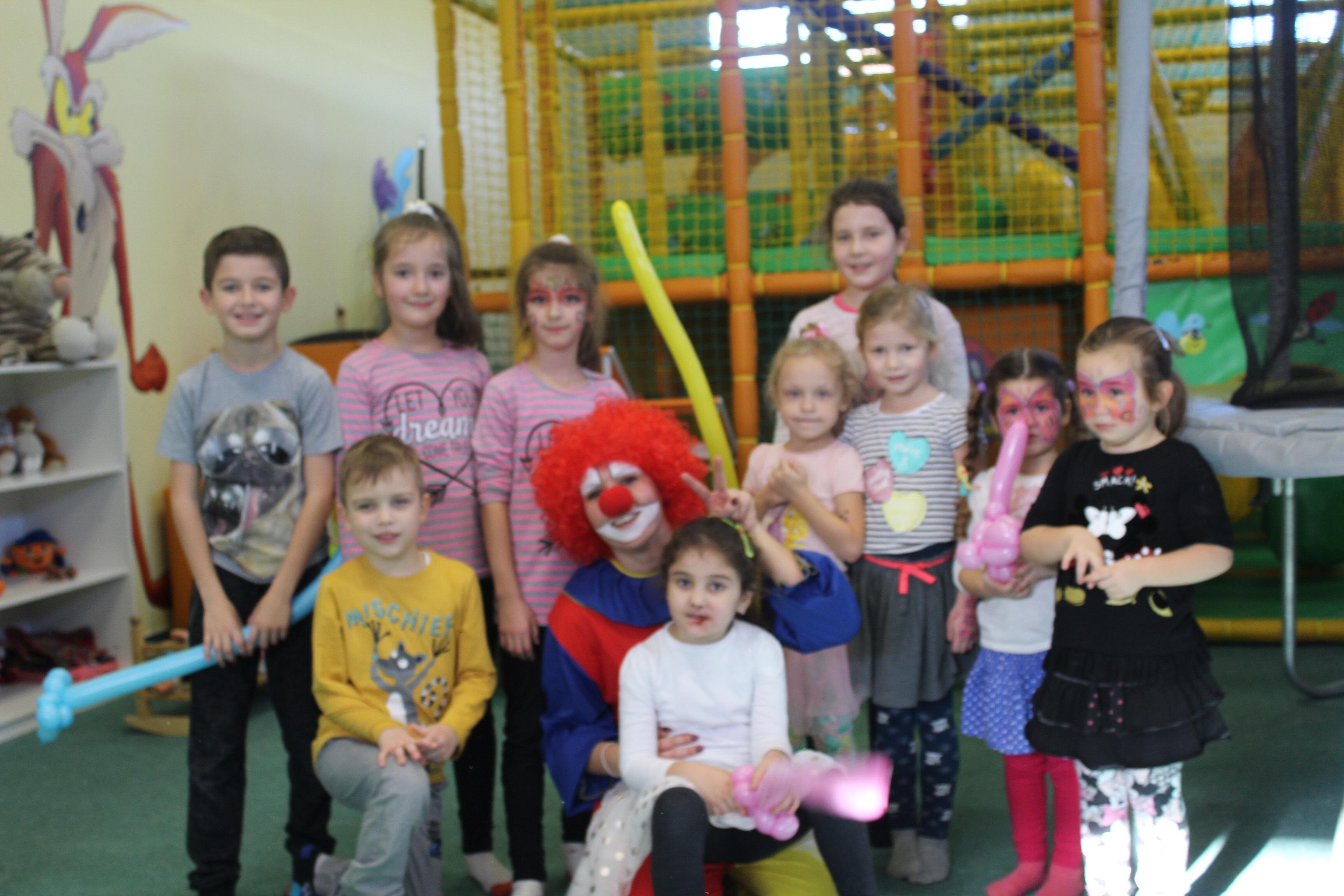 Lizával és a barátaival :)